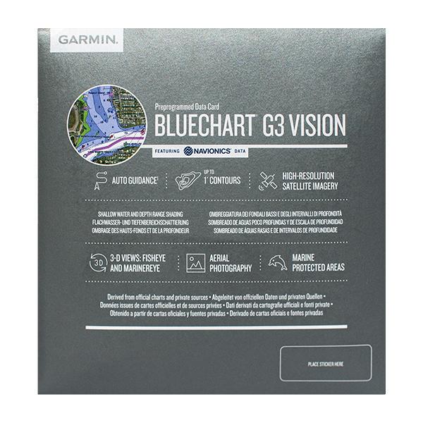 Garmin bluechart g2 Vision