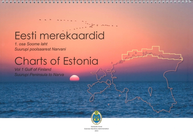 Charts of Estonia