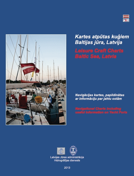 Leisure Craft Charts: Baltic Sea, Latvia