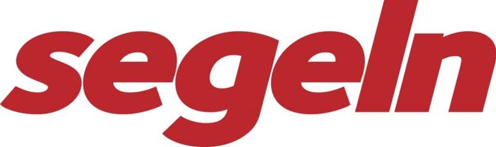 """Logo der Zeitschrift """"Segeln"""""""